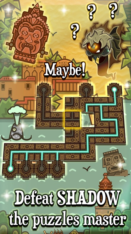 Shadow of Puzzles screenshot-3