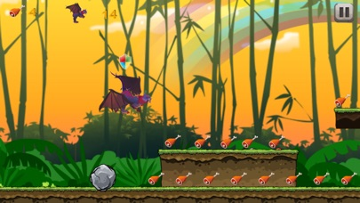 Super monster run adventures in monkey jungle-3