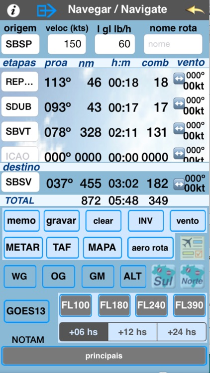 AeroInfo screenshot-4
