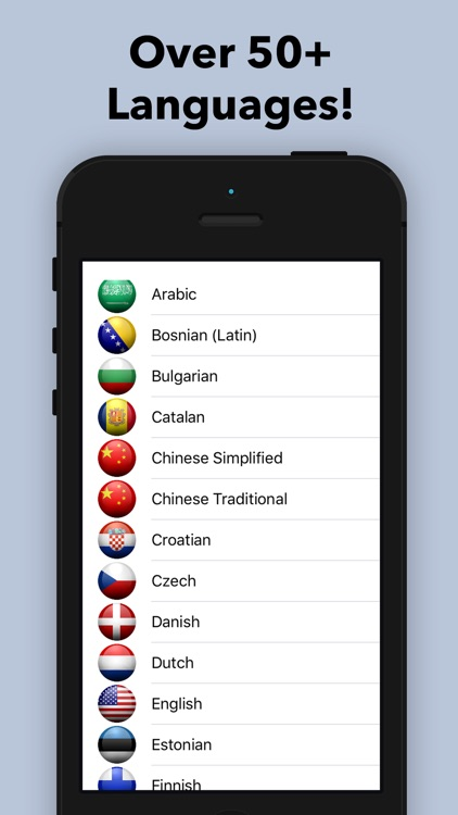 Language Translator Pro - Speak & Translate