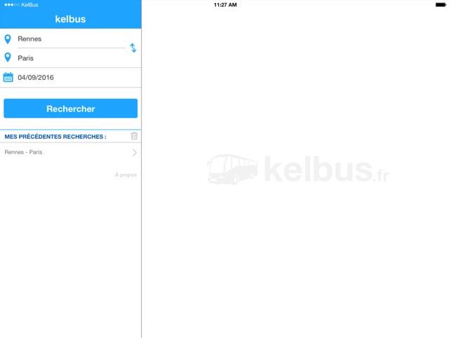 kelbus - Billets pas cher dans l'App Store