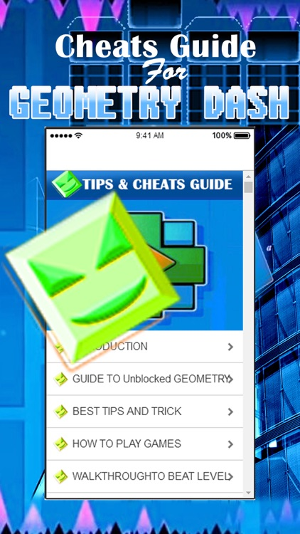 Cheats Guide for Geometry Dash Unblocked Game
