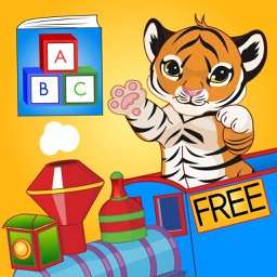 Reading Train Free Alphabet Books, Songs & Games