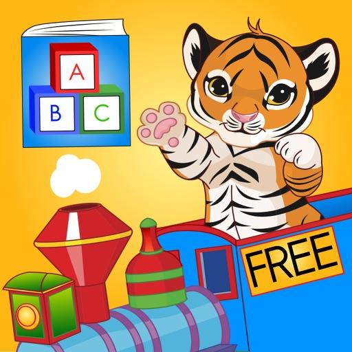Reading Train Free Alphabet Books, Songs & Games