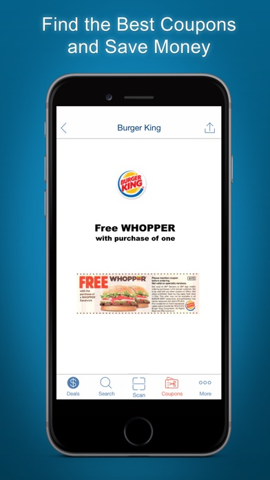 Food Coupons, Fast Food Restaurant Mcdonalds Pizza for Windows