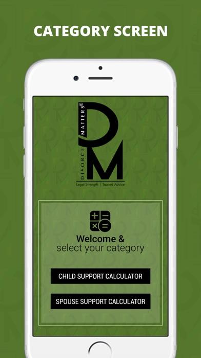 Colorado Divorce Calculator screenshot three