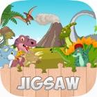 Dinosaur Jigsaw Puzzle For Kids Facile icon