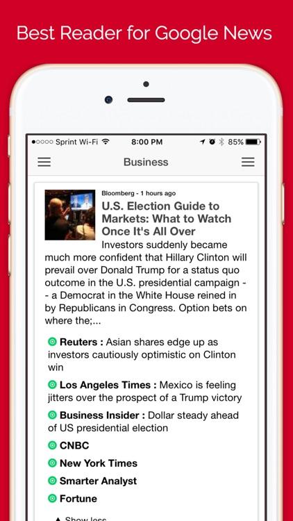 TopStory for Google News