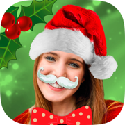 捕捉圣诞 - 面部编辑器
