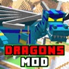 DRAGONS MODS FREE for Minecraft PC Game Edition Reviews