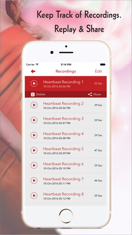 My Baby Heartbeat-Baby's Fetal Heart Rate Listener