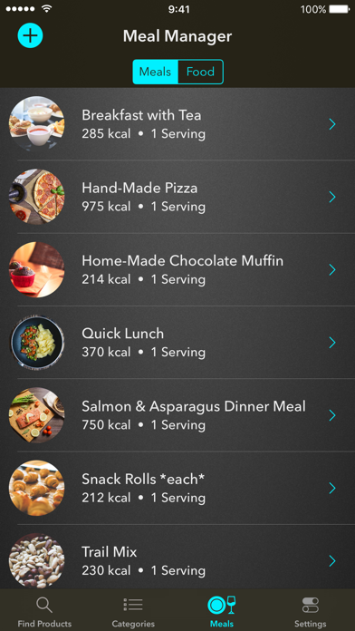 Traffic Light Calorie Counter & Food Guide screenshot four