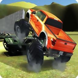 Monster Truck Demolition Derby- Super Driving 2017