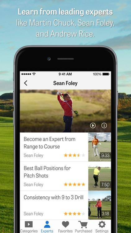 Golfplan: Golf Instruction + Coaching