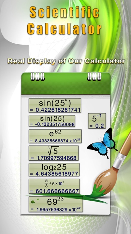 Calculator - Voice + Effect screenshot-3