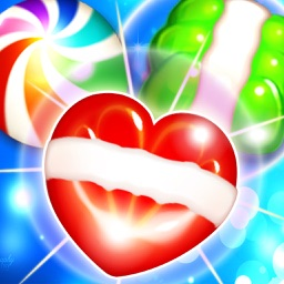 Candy Mania Blast Match-3 Fruit Puzzle games PRO