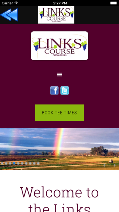 The Links Golf Course at Paso Robles Mobile App