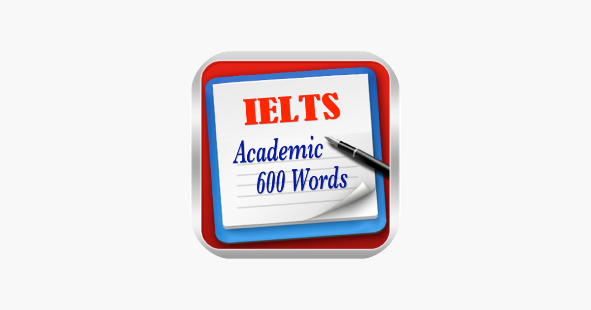 IELTS Vocabulary: 600 Academic Words In 30 Days on the App Store
