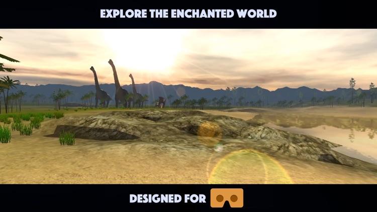Jurassic VR - Google Cardboard screenshot-3
