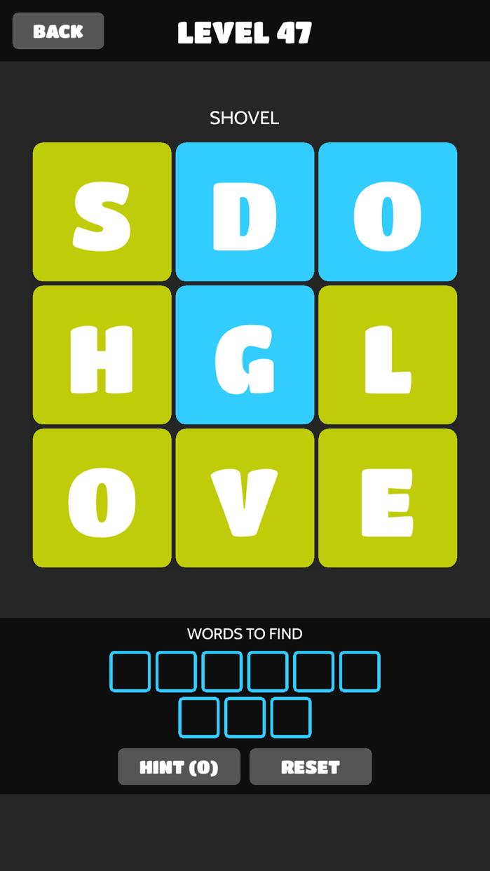 Word Crush - Fun Puzzle Games Screenshot