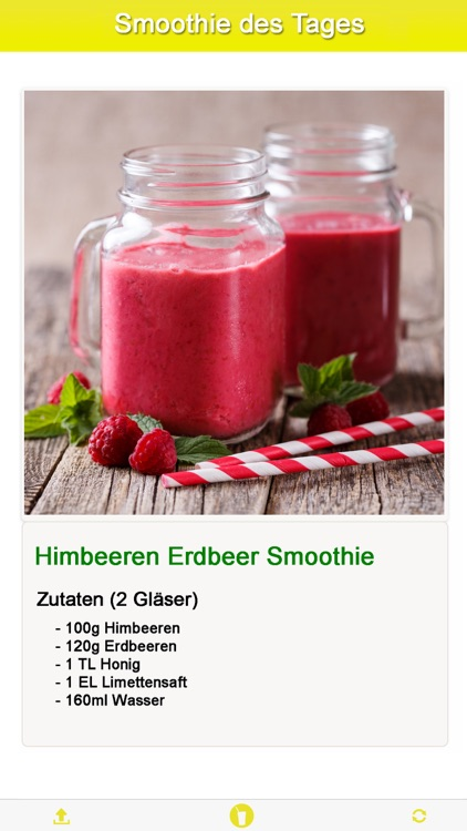 Smoothie of the Day PRO screenshot-4
