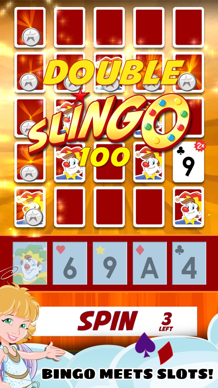 Slingo Showcase Screenshot