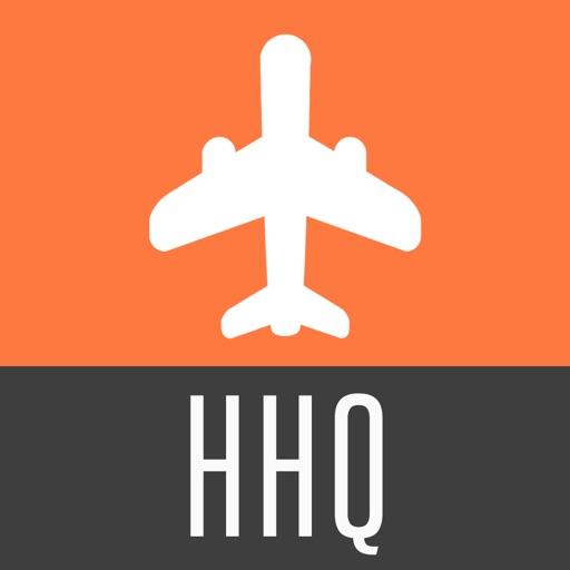 Hua Hin Beach Travel Guide and Offline City Map