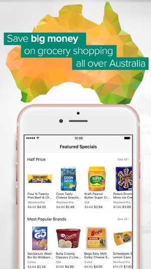 Grocery Specials on the App Store