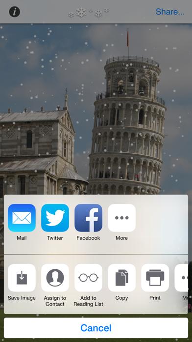 Let it Snow - Appのおすすめ画像5
