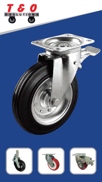 Castor Wheel (Malaysia)