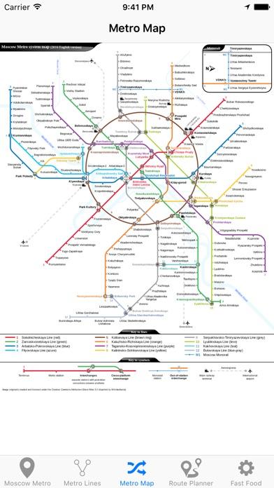 Moscow Metro & Subway Screenshots