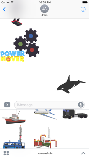 Power Hover Screenshot