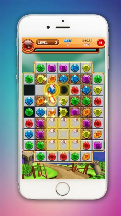 Candy Jewel Blast - Match 3 Classic