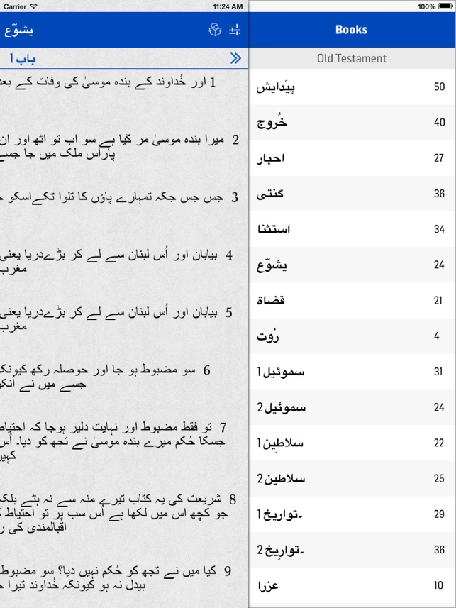 Urdu Bible* on the App Store