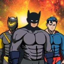 Superhero Dress.Up - Comics Book Character Costume