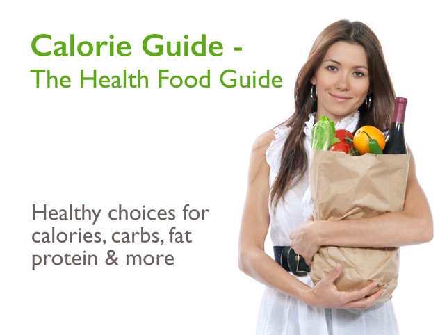 calorieguide food nutrition facts calculator for fresh produce healthy diet living on the app store