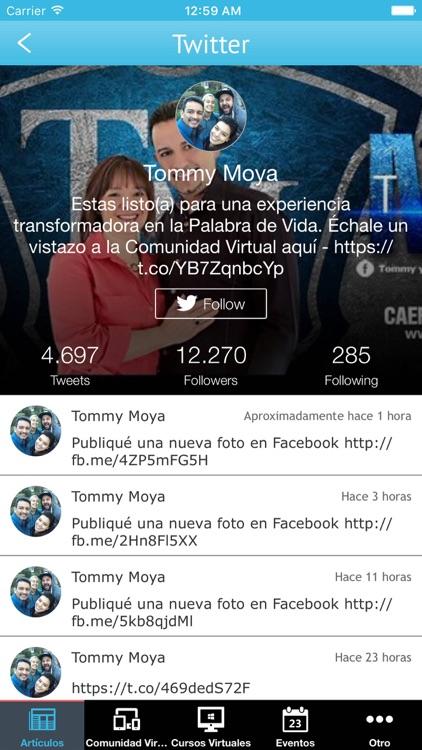 Tommy Moya screenshot-3