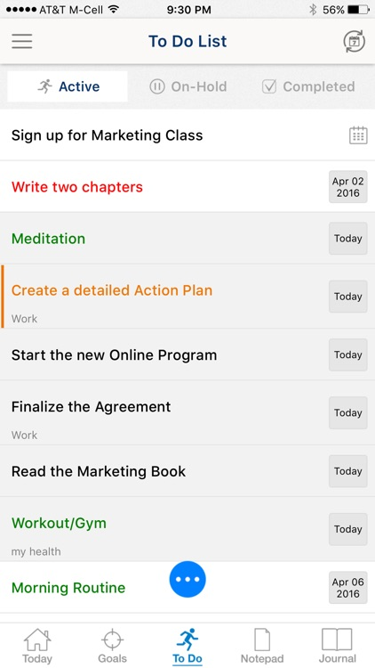 Productivity - Day Planner Productive Task Manager screenshot-3