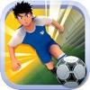 サッカ−ランナ− : 限りないサッカーラッシュ! - iPadアプリ