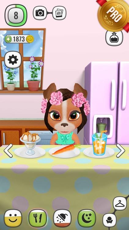 ! My Talking Lady Dog PRO - Virtual Pet screenshot-4
