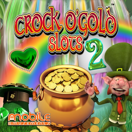 Crock O'Gold Slots 2 - Dublin Yer Cash FREE