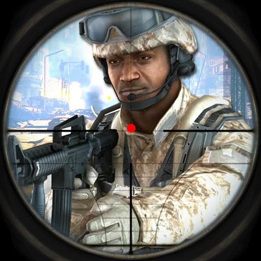 Commando Battle Sniper Shooting - Frontline Attack