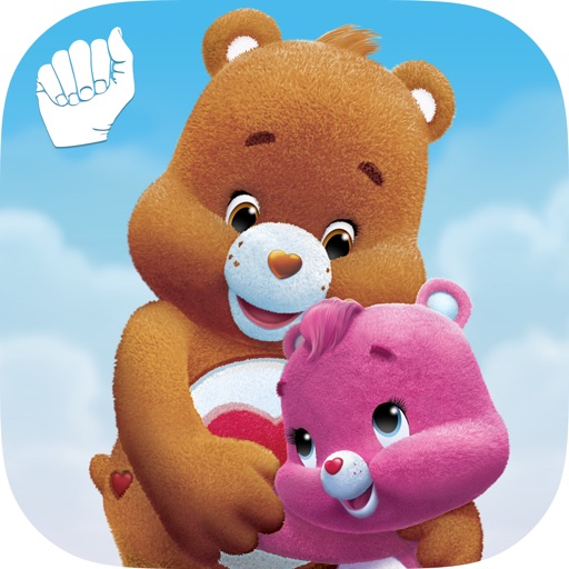 ASL with Care Bears