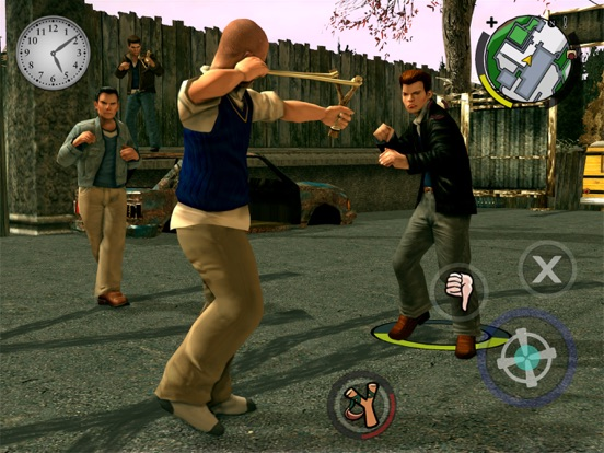 Bully: Anniversary Edition для iPad