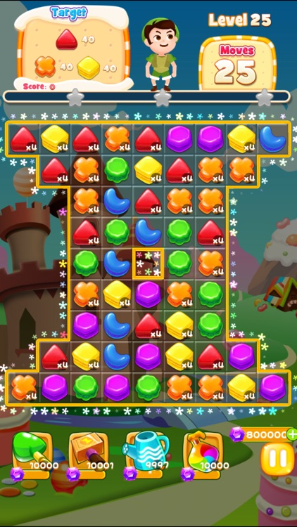 Cookie Crush - 2016 of Candy Match 3 Games screenshot-3