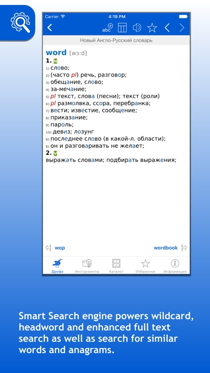 Russian dictionaries by DROFA Publishing House
