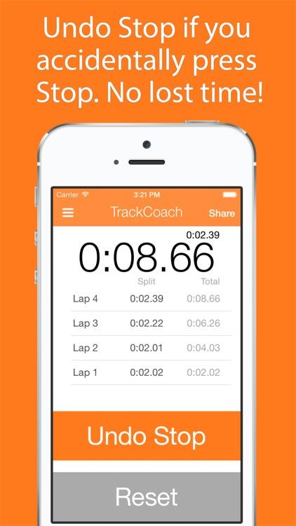 TrackCoach