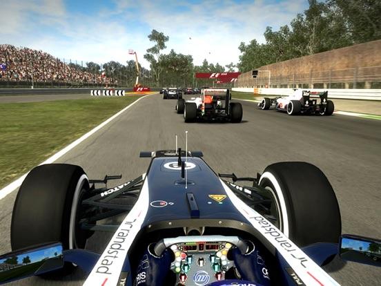 Скачать игру T1 Race Masters