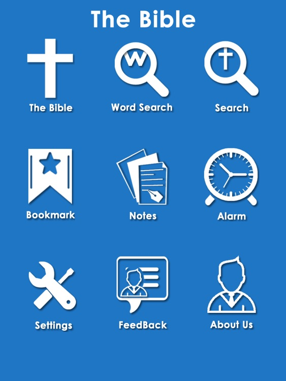 English Bible for iPad
