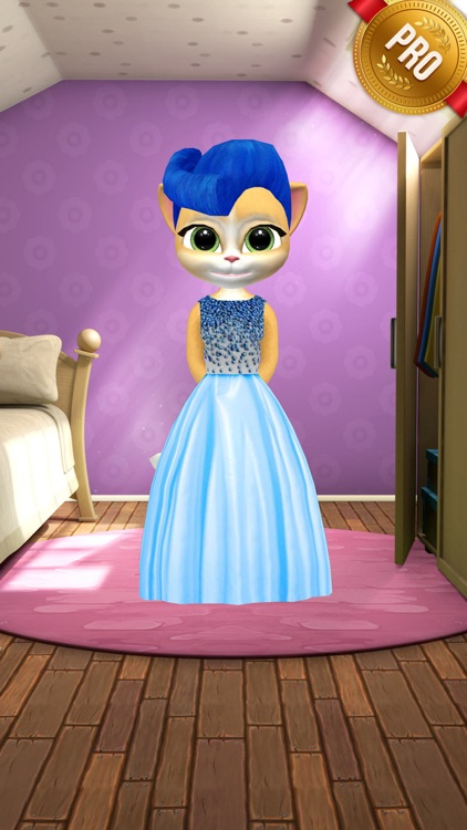 Emma The Cat PRO - Virtual Pet Games for Kids